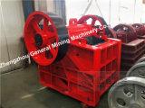 Triturador de maxila móvel da maquinaria de mineração
