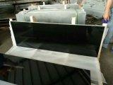 Hoog Opgepoetste Goede Kwaliteit zonder Shanxi Zwart Graniet 3cm Te verven Plak