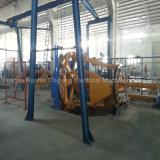 Máquina da fabricação de cabos do fio da potência