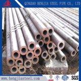 Tubo de acero inconsútil del carbón de la precisión para la estructura
