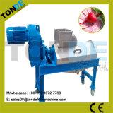 大きい容量の産業手回し締め機の甜菜の残余の排水機械