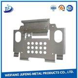 Soem geformte und aufbereitete stempelnde Metallplattenteile für Maschinerie-Teil