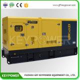 Le silence 175kw puissance de groupe électrogène diesel Cummins avec la norme ISO Ce
