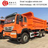 De euro II HOWO Weichai Vrachtwagen van de Stortplaats van de Assen van de Motor 371HP 3 30t 40t