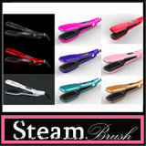 con affissione a cristalli liquidi Display Steam Hair Straightener Brush