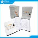 A impressão e o livro de Digitas imprimem on-demand