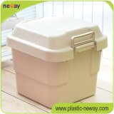 Großes New Design Cheap Colorful Household pp. Plastic Storage Box für Household