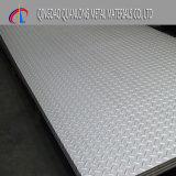 La feuille 304 a laminé à froid la plaque gravée en relief d'acier inoxydable