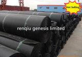 Минимальная толщина 0,75 мм Geomembrane усиленные полиэтиленовые пруд гильзы цилиндра