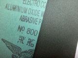 Papel impermeable azul del arte del óxido de aluminio C-Wt para la pulido de madera FM35 800 #