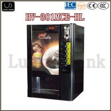 301mce 3 Flavors Hot와 Cold Coffee Vending Machine