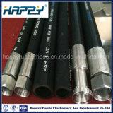 Boyau en caoutchouc hydraulique industriel à haute pression de 4sp 4sh