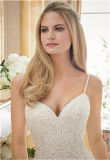 2016 جديدة [هوت-سلّينغ] عروس عرس ثوب, صنع وفقا لطلب الزّبون