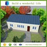 Petits modèles et plans préfabriqués de Chambre de villa avec la maison de conteneur