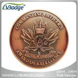 カスタマイズされた亜鉛合金の挑戦は金属の硬貨を鋳造する