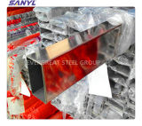 Well Polished Welded Stainless Steel Square Pipes