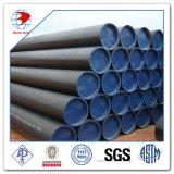 Nahtloses Carbon Steel Pipe Stpg370-S mit Black Paiting