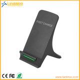 Стойка зарядного устройства беспроводной связи стандарта Qi стиль быстрой подзарядки фнт-Q550 Ce/Appoved RoHS/FCC
