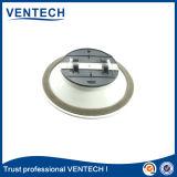 Grelha de Teto redonda de alumínio de HVAC, difusor Circular de ventilação de ar