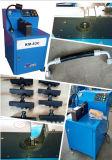 Ce работать удобно наиболее востребованных Professional км-85A-20 380 вольт шланг обжимные щипцы/стороны зажигания обжимной станок