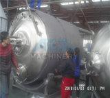 電子暖房のステンレス鋼の倍アジテータが付いているJacketed混合タンク混合タンク