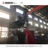 China HDPE automático ABS PS PA gran depósito de barril de plástico que maquinaria de soplado de parachoques