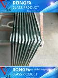 O vidro temperado para banho de partição do sistema de vidro da porta da sala de chuveiro