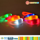 Live Events MIFARE Classic 1K RFID Blinkendes LED Licht Armband