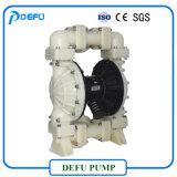 Fabrik-Zubehör-flüssiges Übergangspneumatische Luft-Membranchemikalien-Pumpe
