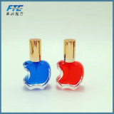 Frasco do pulverizador do frasco de perfume da forma do coração