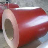 Número de colores RAL Akzo Nobel de la bobina de acero con recubrimiento de color de pintura para refrigerador
