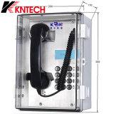 Телефон Knsp-22 Kntech непредвиденный телефона общественной безопасности общественный