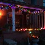 Волшебная фонари земного шара 10m 100 светодиодов RGB String лампа