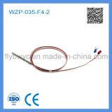 Wzp-035 cable PTFE 2 hilos con sensor PT100