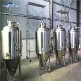 Acero Inoxidable 10bbl equipos de calefacción a vapor cerveza