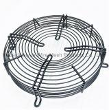 Fio de metal galvanizado OEM de proteção do ventilador para Axial Ventilador Industrial de gases de escape