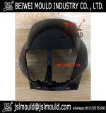 オートバイのヘッドライトのフロントカバーのバイザーのプラスチック型