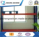Heiß-Verkauf der Puder-Beschichtung-Speicher-industriellen Stahlzahnstange für Lager und Logistik