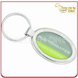 Förderung-Geschenk-Zoll gedruckter Metallflaschen-Öffner Keychain