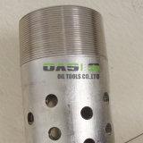 Il tubo perforato di iso di api egualmente chiama il tubo basso per il pozzo d'acqua