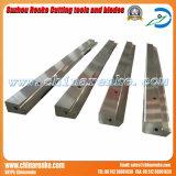 Chapa de chapa metálica Chapa de guilhotina hidráulica CNC