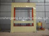 Prensa fría hidráulica de la máquina de la prensa de la chapa que lamina para la madera contrachapada