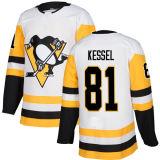 2018 Nova Marca homens Lady Kid Pittsburgh pinguins 87 Sidney Crosby 58 Kris Letang Phil Kessel Evgeni Malkin Kevin Czuczman Frank Corrad camisolas de hóquei personalizada
