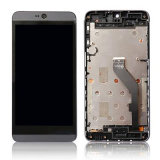 A HTC desejo 826 com a estrutura da tela de toque LCD para HTC 826W 826 Digitalizador LCD de peças de substituição