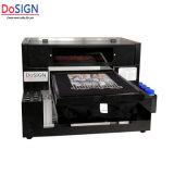 Du Pontの織物インクが付いているA3デジタルのTシャツの印字機