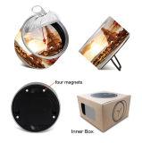 La Fábrica Magnética bricolaje reloj Lata regalos para promoción