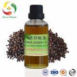Nº CAS 8006-82-4 Alimentación de la fábrica 100% de grado terapéutico puro natural Aceite de pimienta negra aceite de fragancia de los alimentos el sabor del aceite de la base de aceite esencial