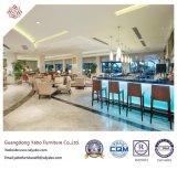 Empfindliche Gaststätte-Möbel mit Gewebe-Sofa-Stuhl (YB-S-21)