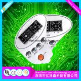Coque en plastique haut-parleur Bluetooth avec PCBA et touches tactiles