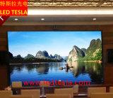 極度の品質の広告のための屋内LED表示(P3 LEDのモジュール)